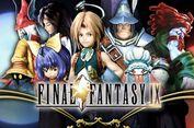 Final Fantasy 9 Resmi Meluncur di Nintendo Switch
