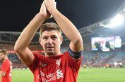 Eks Rekan Setim Yakin Gerrard Akan Jadi Pelatih Liverpool