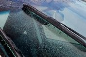 Jangan Malas Lap Mobil Setelah Kena Air Hujan