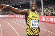 Usain Bolt Akan Menjadi Kapten di Old Trafford