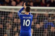 Jersey Eden Hazard di Real Madrid dengan Nomor 7 Sudah Dijual