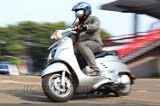 Viral WNA Naik Motor Masuk Tol, Polisi Duga karena Tidak Konsentrasi