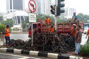 Kulit Kabel di Gorong-gorong 'Ring 1' yang Muncul dari Zaman Ahok hingga Anies