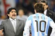 Maradona Klaim Ada Salah Tafsir soal Pernyataannya terhadap Messi