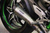 Kenali Penyebab Knalpot Motor Berasap