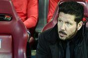 Liga Europa, Simeone Harapkan Atmosfer yang Hebat di Wanda Metropolitano