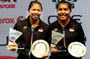 Hadapi Asian Games, Greysia Diharapkan Ulang Kesuksesan 4 Tahun Lalu