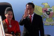 Jokowi Bertolak ke Surabaya, Kondangan hingga Bagikan Sertifikat