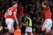 Napoli Tertarik Rekrut Darmian dari Manchester United
