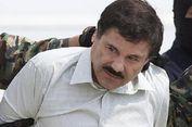 Permintaan Gembong Narkoba 'El Chapo' untuk Peluk Istri Ditolak Hakim