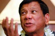 Duterte Minta Terapkan Lagi Hukuman Mati bagi Pengedar Narkoba dan Perampok