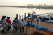 Waterway Marunda-Muara Baru, Dulu Diresmikan Jokowi Kini Tak Beroperasi Lagi