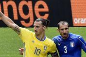 Ibrahimovic Dipastikan Tidak Ikut Piala Dunia 2018
