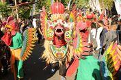 Barong Ider Bumi, Ritual Tolak Bala saat Idul Fitri di Banyuwangi