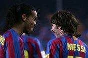 Demi Messi, Barcelona Jual Ronaldinho dan Deco pada Musim Panas 2008