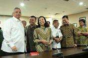 Menteri Rini: Tak Ada Resistensi dalam Pembentukan Holding Company
