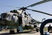 Helikopter Jatuh di Kawasan Timur Rusia, 6 Orang Tewas