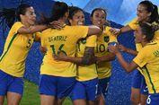 Pemain Wanita dari Brasil Patahkan Rekor Cristiano Ronaldo