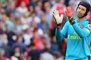 Resmi, Petr Cech Pensiun di Arsenal Akhir Musim Ini