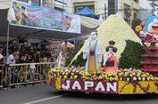 Tomohon International Flower Festival ke-8 Akan Digelar Lebih Meriah