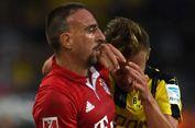 Bayern Konfirmasi Ribery Terlibat Pertengkaran dengan Reporter