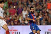 Barcelona Pinjamkan ke Klub Turki, Arda Turan Ucapkan Salam Perpisahan