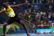 Bolt Bersiap Bermain di Old Trafford