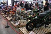 Besok Kontes Modifikasi Motor Honda Sambangi Makassar