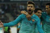 Resmi Perpanjang Kontrak di Barcelona, Pique Buka Kans Jadi Kapten