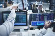 Bursa Saham AS Ditutup Merah Karena Trump