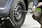 Antisipasi Ganti Ban, Siapkan Barang-barang Ini di Mobil saat Mudik