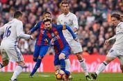 Busquets: Modric Pemain Hebat, tetapi Messi Tetap yang Terbaik