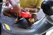 Arus Balik, Pemudik Motor Disarankan Ganti Oli Mesin