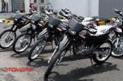 Suzuki Belum Mau Ikutan Main Trail