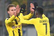 Cedera, Goetze Absen Bela Dortmund Selama Enam Pekan