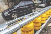 Serupa Malaysia, Jabar Bakal Adopsi Tabung Silinder Pembatas Jalan