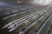 China Bakal Bangun Jalur Kereta Api sampai Nepal