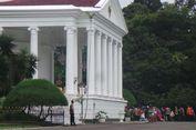 Jokowi dan Ketum Parpol Makan Malam di Istana dengan Menu 'Rendang Koalisi'