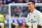 Ronaldo Dikabarkan Pemenang Ballon d'Or 2017