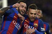 Valencia Tertarik Rekrut Aleix Vidal dari Barcelona