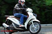 Sepeda Motor Dilarang Melintas di 'Flyover'