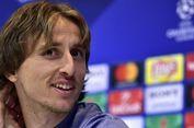 Luka Modric Bertahan di Real Madrid