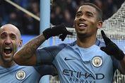 Gabriel Jesus Perpanjang Kontrak dengan Manchester City