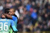 Gabigol Dinobatkan sebagai Pemain Terburuk Liga Italia 2017