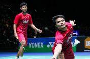Ricky/Angga Menang, Tiket Semifinal untuk Ganda Putra Ada di Genggaman