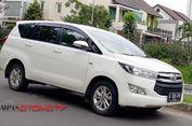 Fleksibilitas Jok Belakang Toyota All New Innova