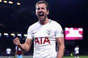 Hasil Liga Inggris, Kane Lepas 'Kutukan', Spurs Kalahkan Fulham