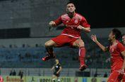 Cetak 3 Gol ke Gawang PSMS, Marko Simic Tak Peduli Gelar Top Scorer