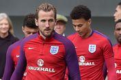 Timnas Inggris Jalani 2 Laga Uji Coba Jelang Piala Dunia 2018