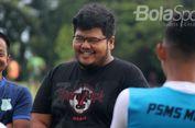 Pemain PSMS Diharapkan Tidak Terpengaruh Atmosfer Bobotoh